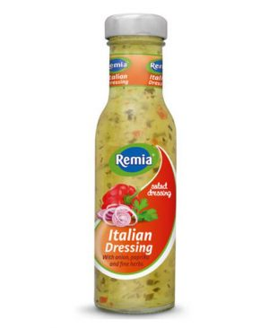 Sot tron salad Remia Italian Dressing 250ml